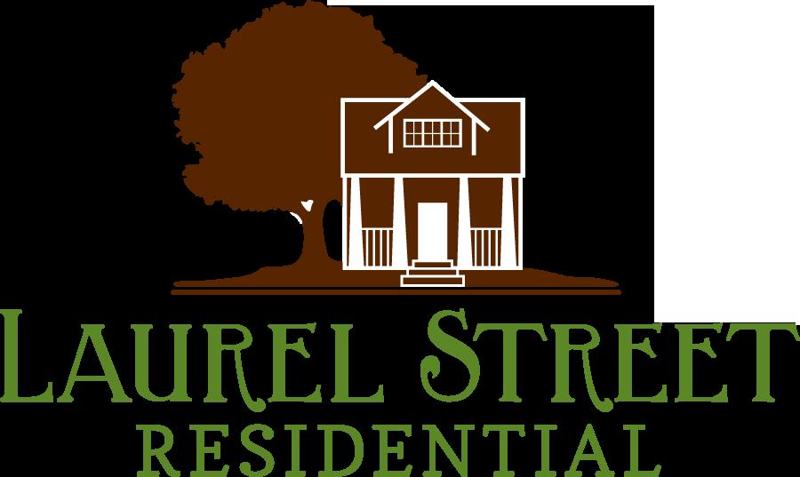 Laurel Street Residential Logo