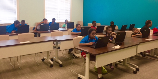 Ymca tech stars at the renaissance renaissance west community initiative - Computer camif ...